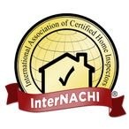 Larry Selleck Internachi certified inspector logo
